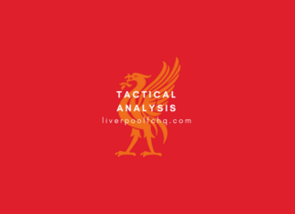 Liverpool Tactical Analysis