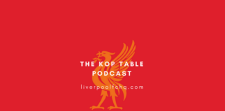 The Kop Table Podcast
