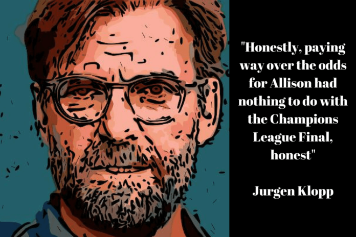 Liverpool Analysis Jurgen Klopp