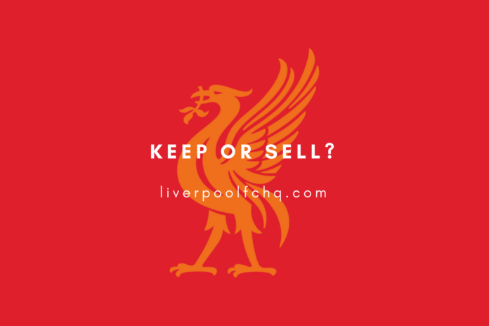 Keep or Sell Liverpool FCHQ