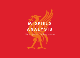 Liverpool Tactical Analysis Midfield