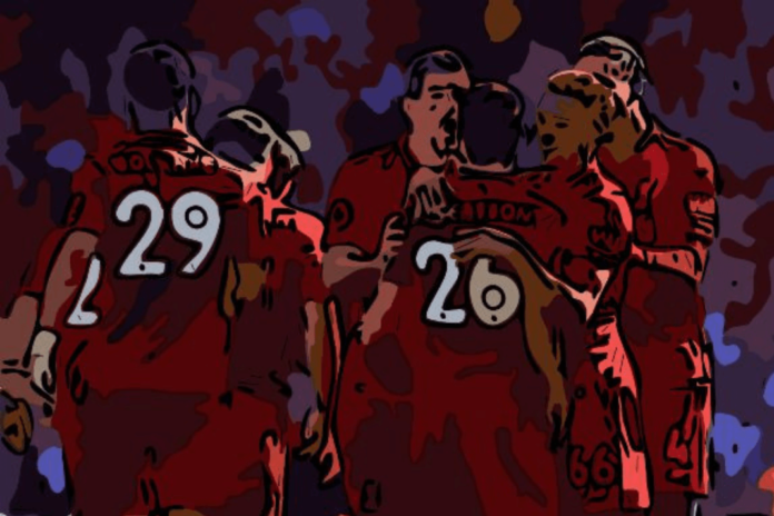 Liverpool Squad Depth Tactical Analysis Analysis Statistics