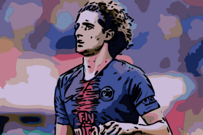Adrien Rabiot Liverpool Tactical Analysis Analysis Statistics