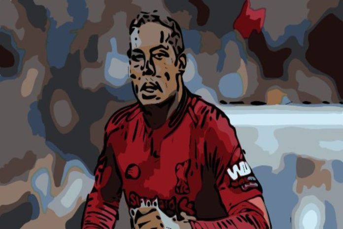 Virgil Van Dijk Liverpool Tactical Analysis Statistics