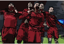 Liverpool PSG Champions League Tactical Analysis Statistics