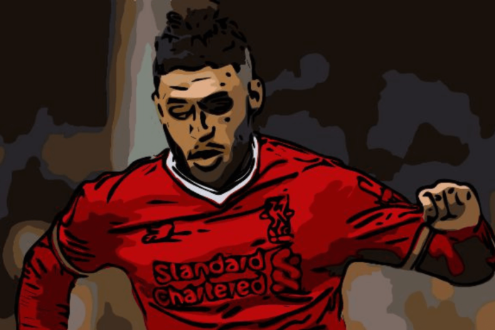 Alex Oxlade-Chamberlain Liverpool Tactical Analysis Statistics