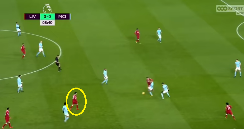 Oxlade-Chamberlain Liverpool Tactical Analysis Statistics