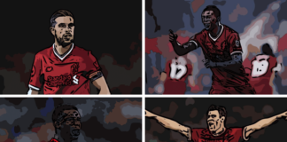 Liverpool Manchester United Paul Pogba Tactical Analysis Statistics