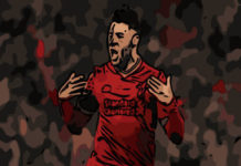 Alex Oxlade-Chamberlain Liverpool Premier League Return
