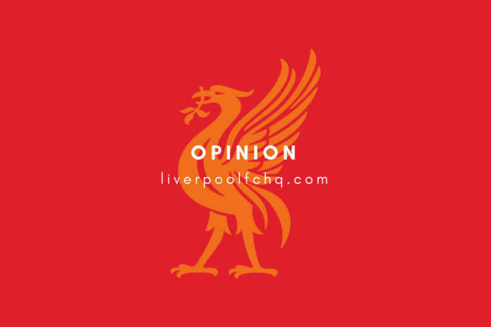 Liverpool Opinion Tactical Analysis Statistics