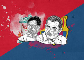 Champions League 2018/19 Tactical Analysis: Liverpool vs Barcelona Statistics